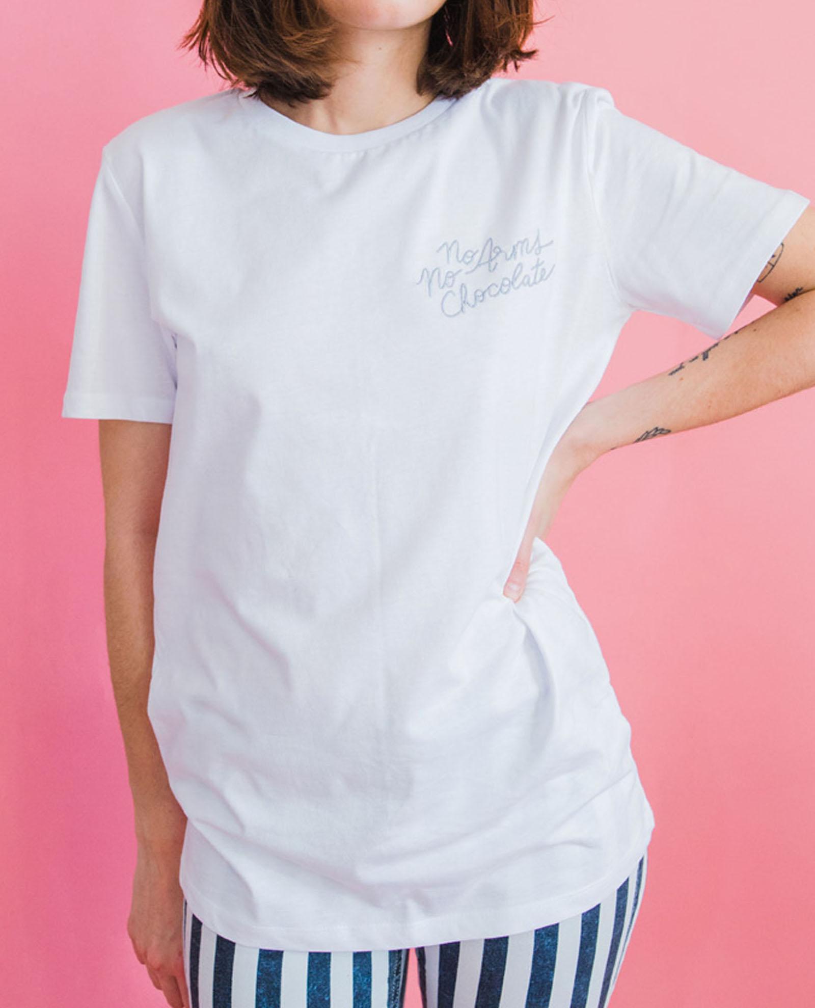 t-shirt brodé jonesie