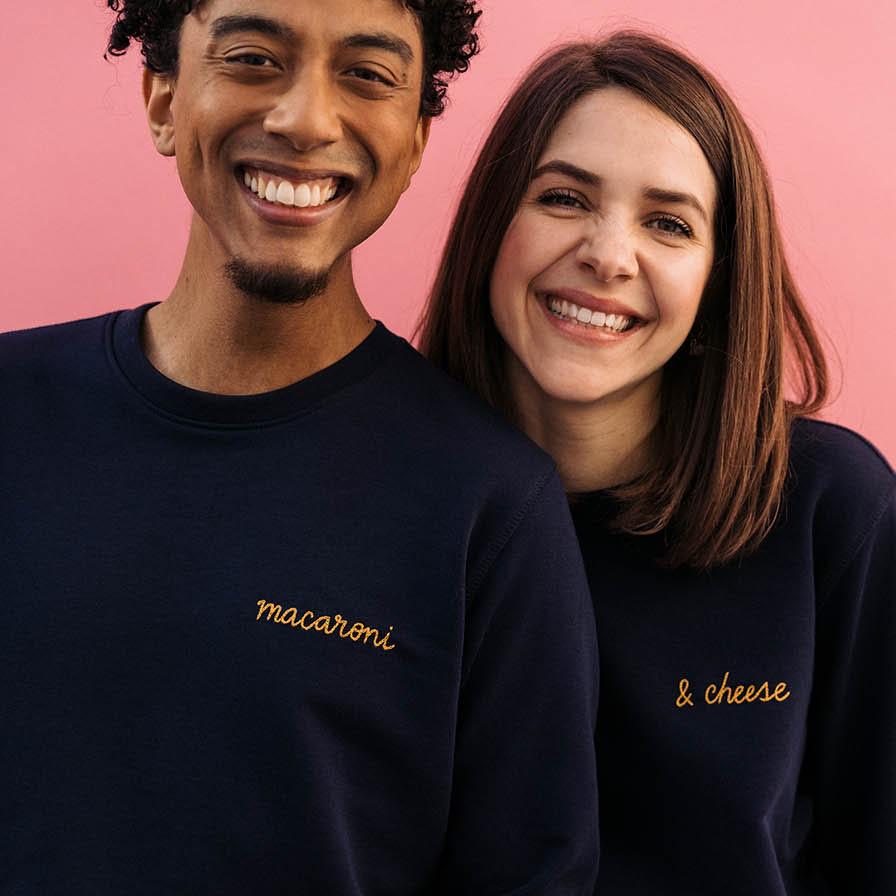 personnaliser tee shirt sweatshirt