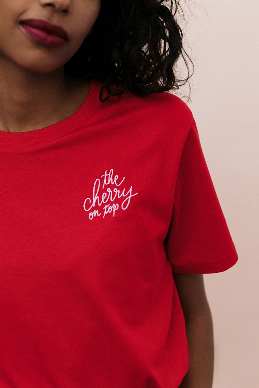 tee shirt femme à message