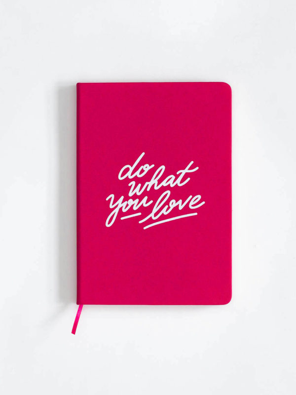 Carnet what you love