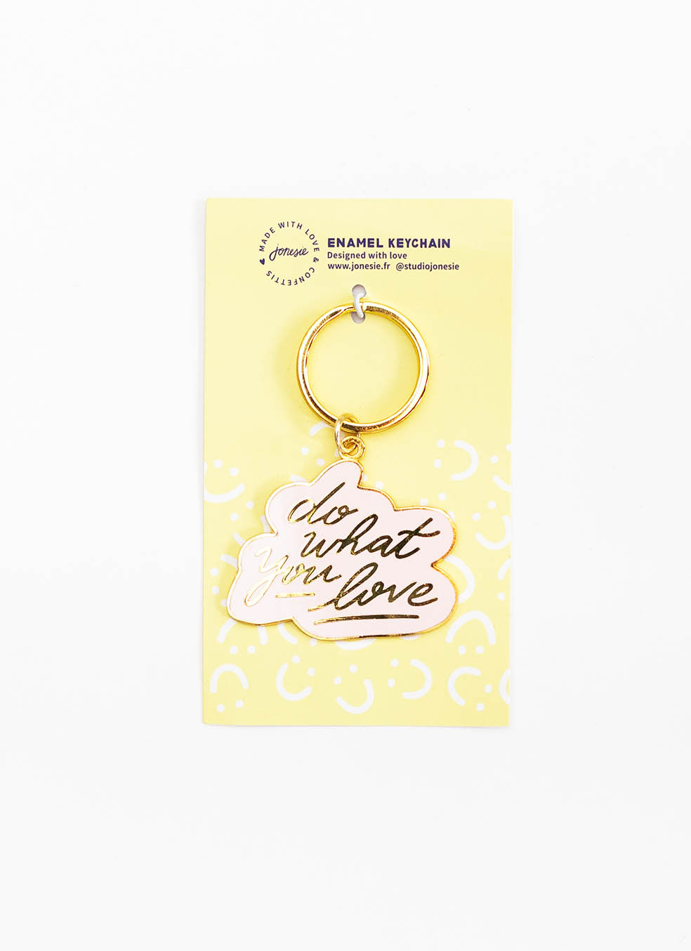 Keychain Do what you love
